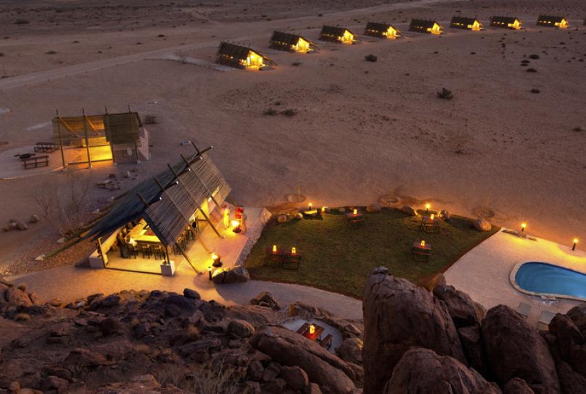 Desert Quiver Camp - Sossusvlei