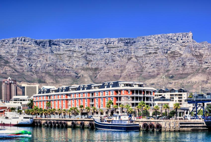 Table Mountain and Victoria & Alfred Waterfront